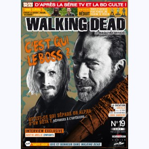 Walking Dead magazine : n° 19A