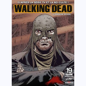 Walking Dead magazine : n° 19B