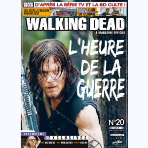 Walking Dead magazine : n° 20A