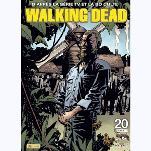 Walking Dead magazine : n° 20B