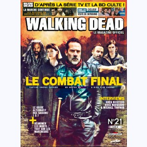 Walking Dead magazine : n° 21A