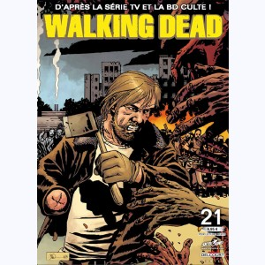 Walking Dead magazine : n° 21B