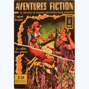 Aventures Fiction (2ème Série Album)
