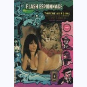 Flash Espionnage (2ème Série Album)