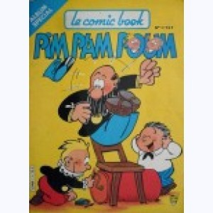 Pim Pam Poum Le Comic Book (Album)