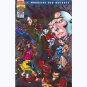 X-Men (Le Magazine des Mutants)