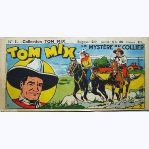 Collection Tom Mix
