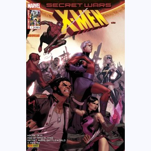 Secret Wars - X-men