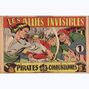 Pirates et Conquistadores