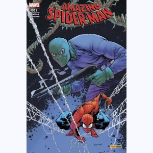Amazing Spider-Man (2021) : n° 1